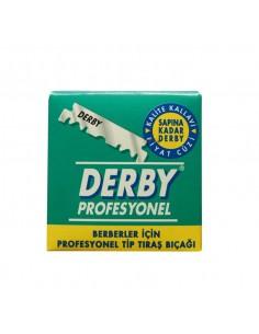 """EUROSTIL polovičné žiletky """"Derby Professional"""" 100 ks balenie"""