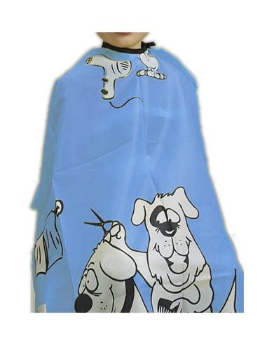 EUROSTIL pláštenka na strihanie detská, modrá