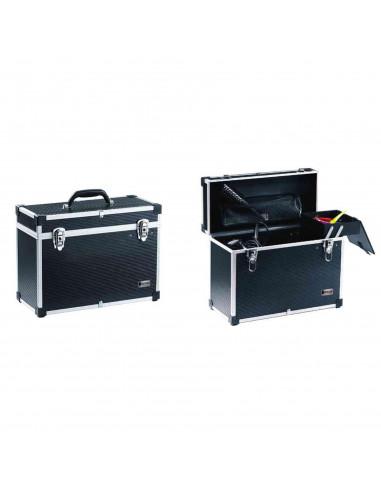 HAIRWAY kufrík na pomôcky čierny 34x45x20 cm
