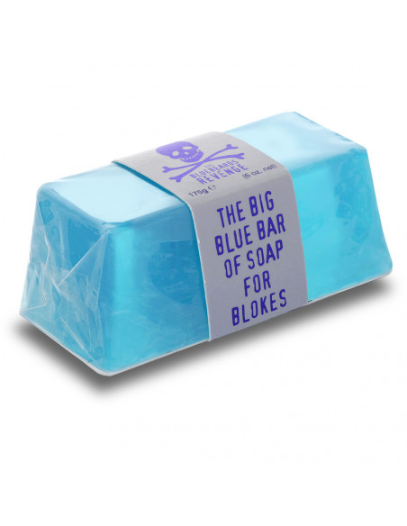 Bluebeards Revenge Mydlo Big Blue Bar