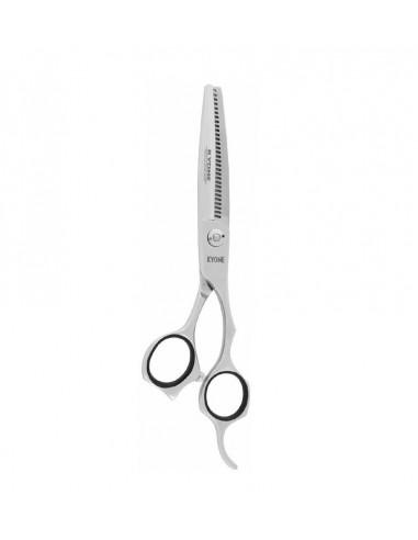 """KYONE 780-60T30 kadernicke nožnice efilačné 6,0"""" 30 zubov"""