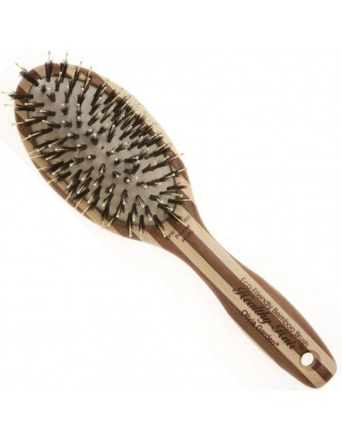 OLIVIA GARDEN kefa Eco Hair podušková diviak / nylon