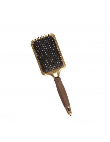 OLIVIA GARDEN Nano Thermic poduskova kefa na vlasy