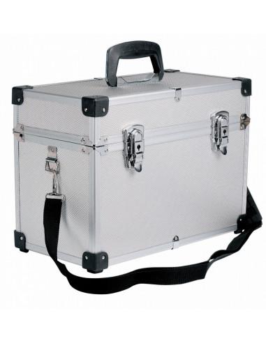 SIBEL kufrík hliníkový 380x200x270 mm