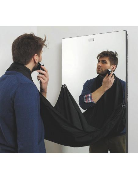 SIBEL Barburys pláštenka na strihanie brady