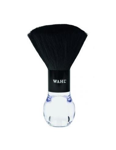 WAHL 0093 oprašovák na vlasy umelý vlas, čierny