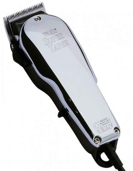 WAHL 8463 Chrome Super Taper profesionálny strihací strojček