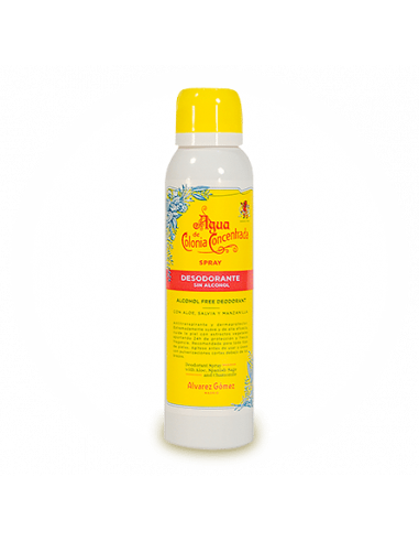 Alvarez Gomez Deodorant sprej 150 ml