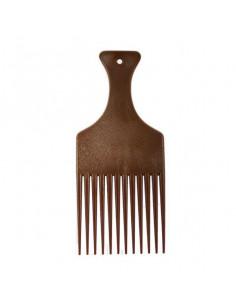 Afro hrebeň na vlasy