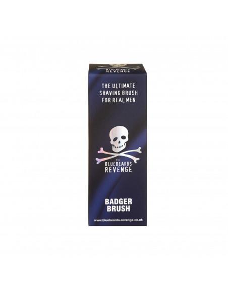 Bluebeards Revenge Štetka na holenie Super Jazvec
