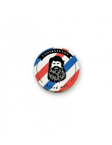 Angry Norwegian Exoskeleton - vosk na bradu