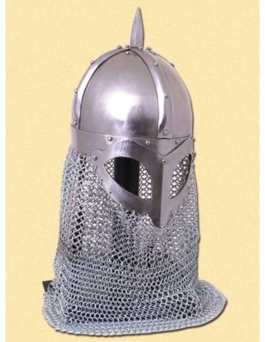 Vikingská prilba Gjemundbu (do boja)