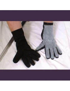 Krúžkové rukavice s palcom
