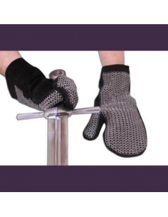 Palčiakové krúžkové rukavice