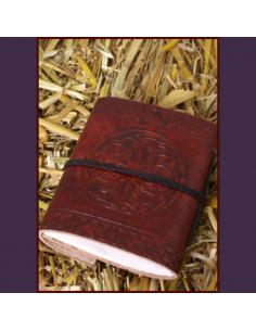 Malý kožený zápisník