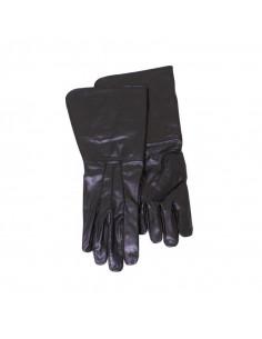 Kožené rukavice na šerm