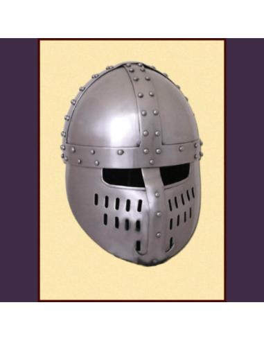 Normanská Spangenhelm (do boja)