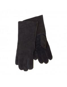 Semišové šermiarske rukavice