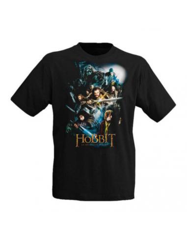 Tričko Hobbit - veľkosť S