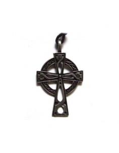 Cínový prívesok keltský kríž