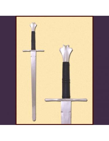 Jeden aj pol ručný tréningový meč