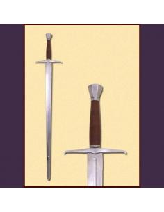Jeden aj polručný meč,...