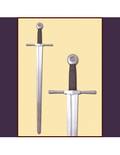 Jednoručný meč s okrúhlou...