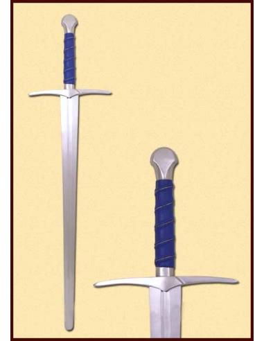Jeden aj polručný meč na tréning