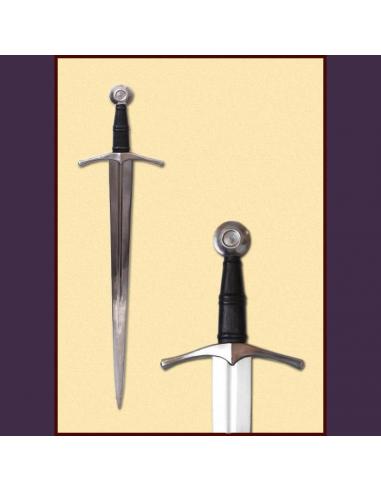 Stredoveký jednoručný okrasný meč