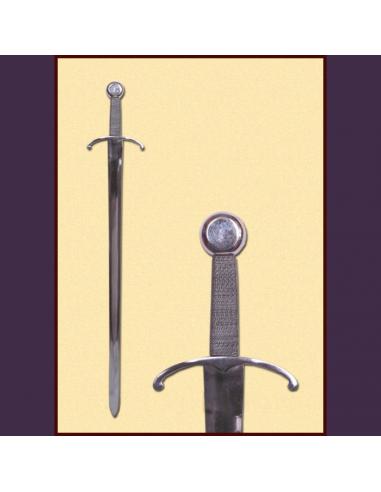 Stredoveký okrasný meč