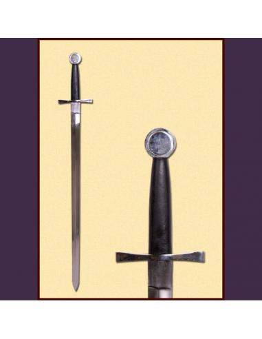 Stredoveký ozdobný meč