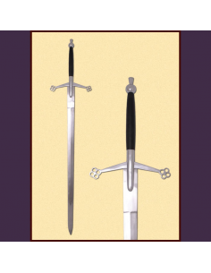 Obojručný okrasný meč