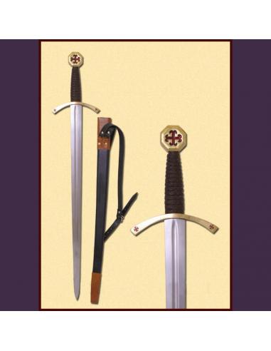 Templársky meč