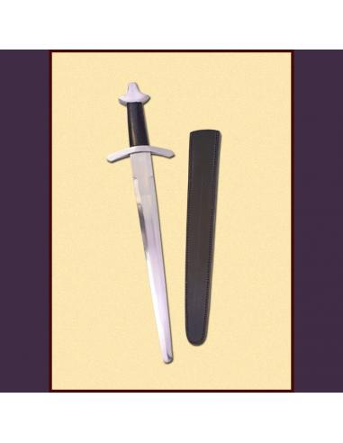 Dýka s koženým puzdrom (do boja)