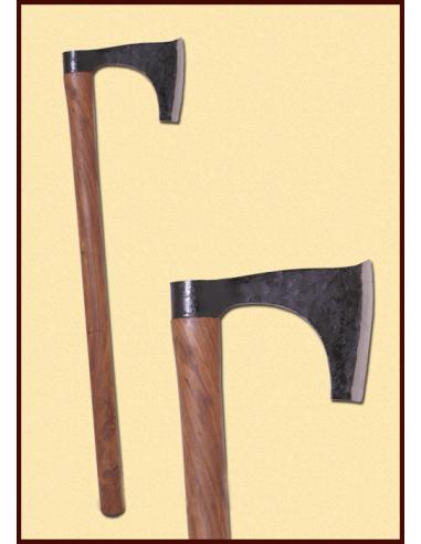 Vikingská sekera kratšia