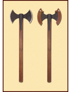 Stredoveká dvojitá sekera