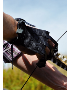 Lukostrelecká rukavica S-M