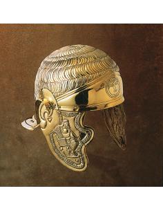 Rímska jazdecká prilba