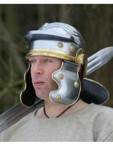 Rímska žoldnierka prilba