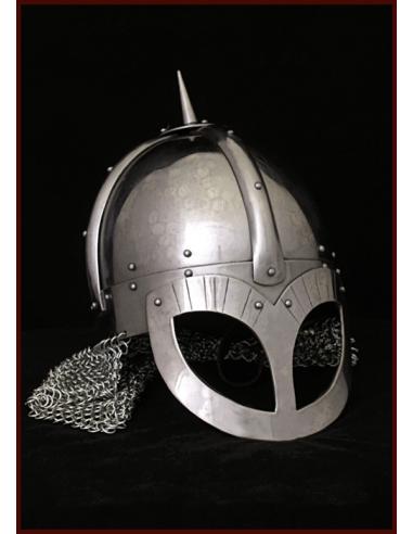 Vikingská prilba Gjermundbu štýl (do...