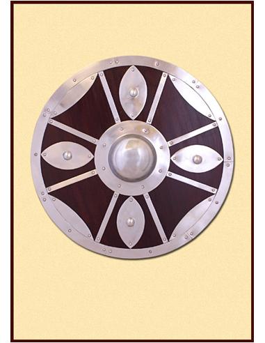 Okrúhly štít (do boja)