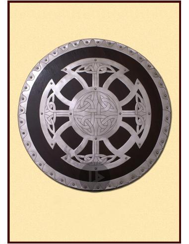 Vikingský štít (do boja)