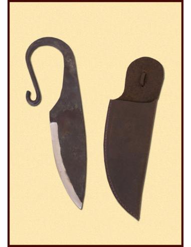 Vikingský nôž s puzdrom