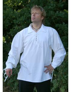 Neskorostredoveká košeľa so...