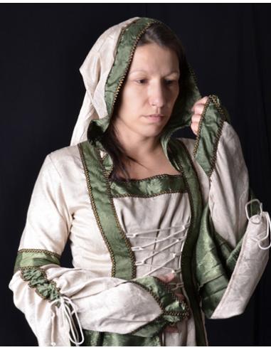 Stedoveké šaty Claire