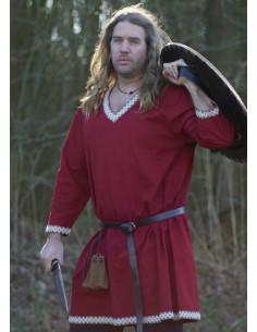 Bavlnená vikingská tunika s...
