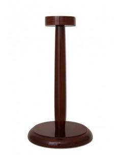 Drevený stojan na prilbu
