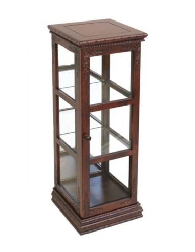 Sklenená vitrína V50586