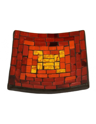 Tanier pod sviečku ohnivý