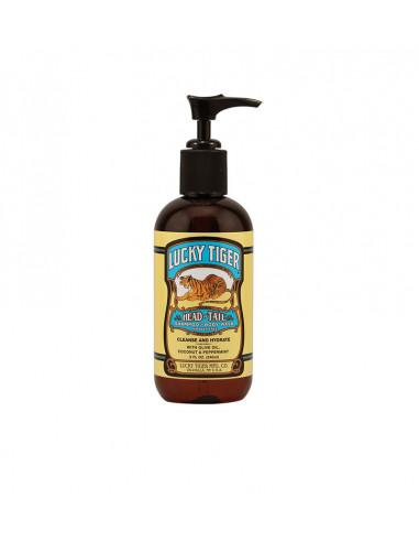Lucky Tiger Peppermint šampón a sprchový gel